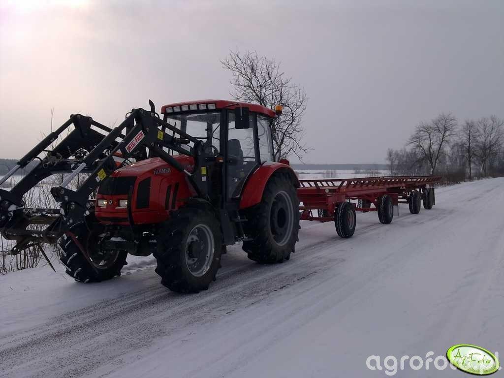 Farmer 8244c2 + 2 x D-46B