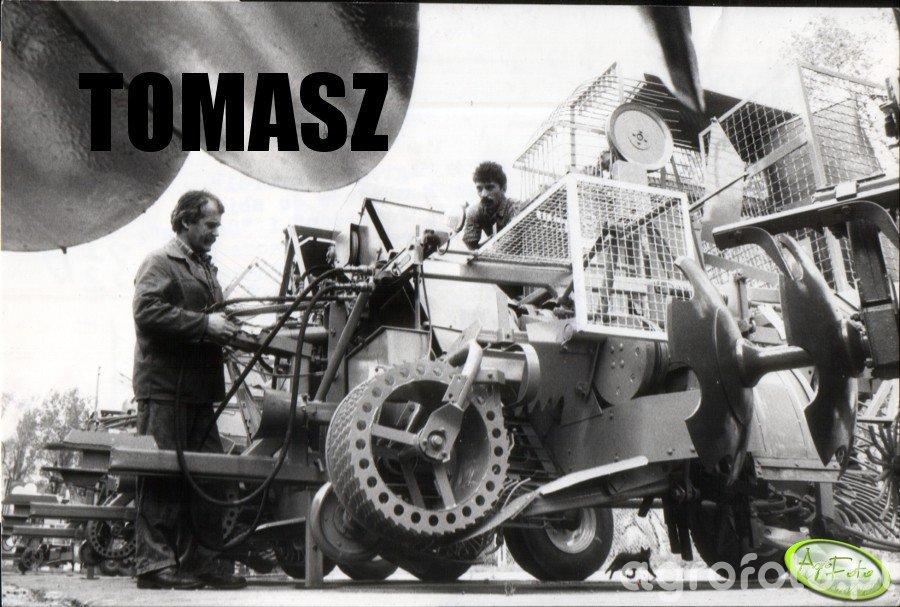 Polski przemysł maszyn rolniczych