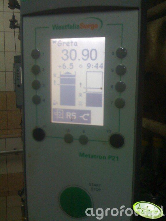 Metatron P21 westfalia hala