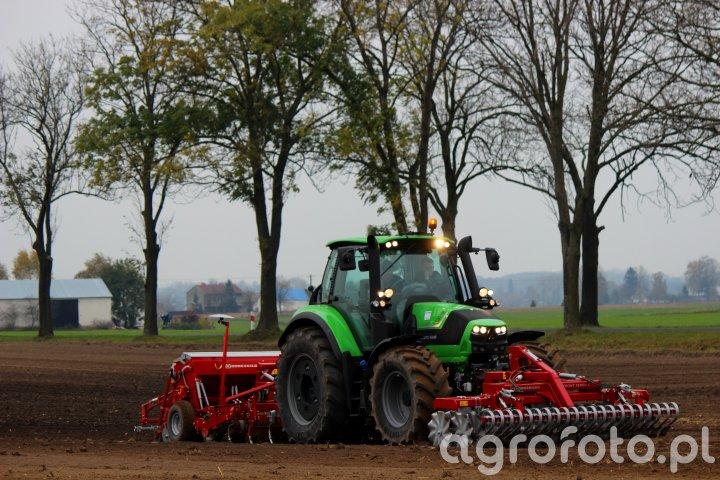 D-F Agrotron 6160 TTV