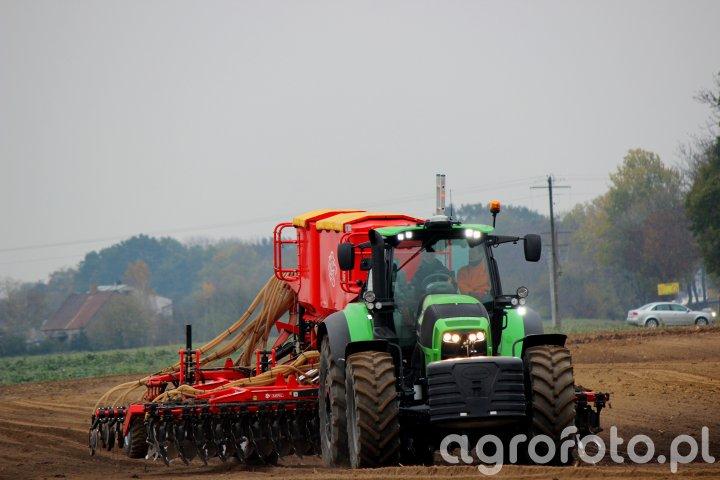 D-F Agrotron 7250 TTV