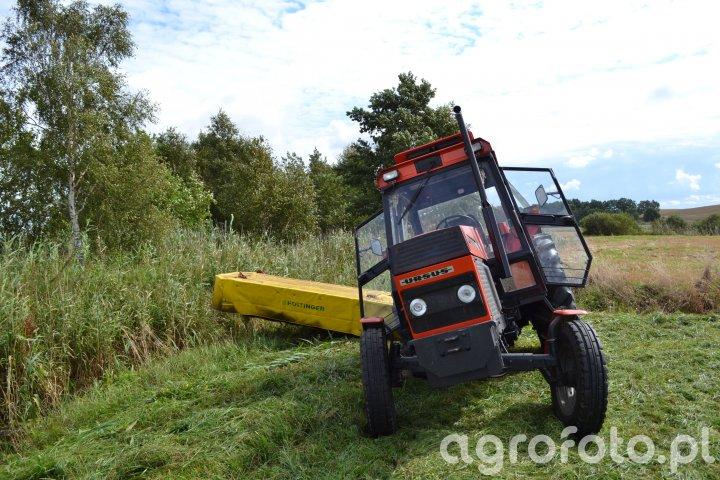 Ursus 912 & Pottinger NovaDisc 305