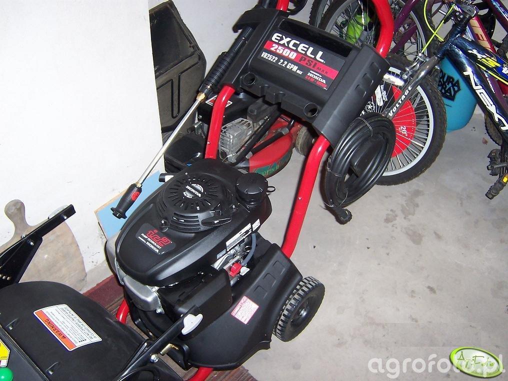 Myjka ciśnieniowa Honda
