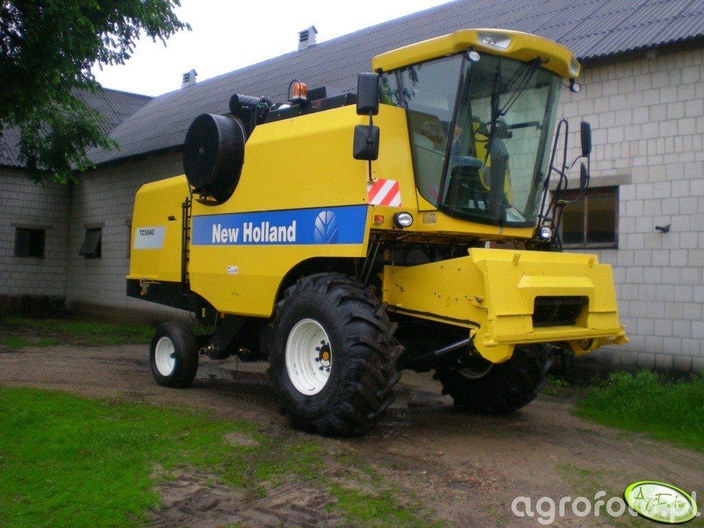 New Holland TC5040