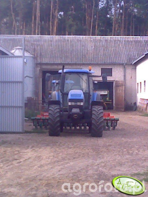 New Holland  TM120 + Ares TXL 4metry