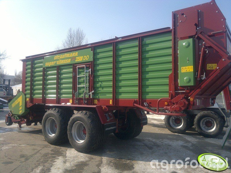 Strautmann Supervitesse 3501DO