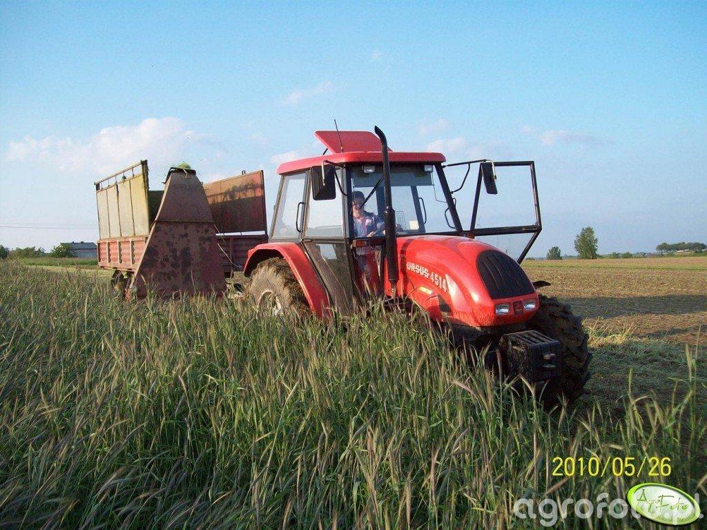 Ursus 4514 Agro Bis + Orkan