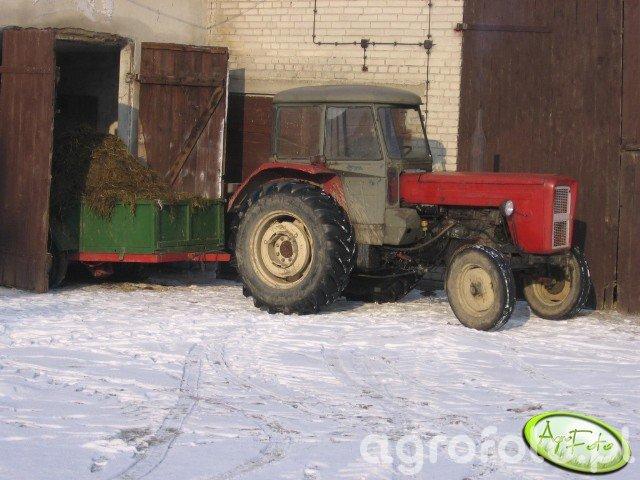 Ursus C-360 + wózek