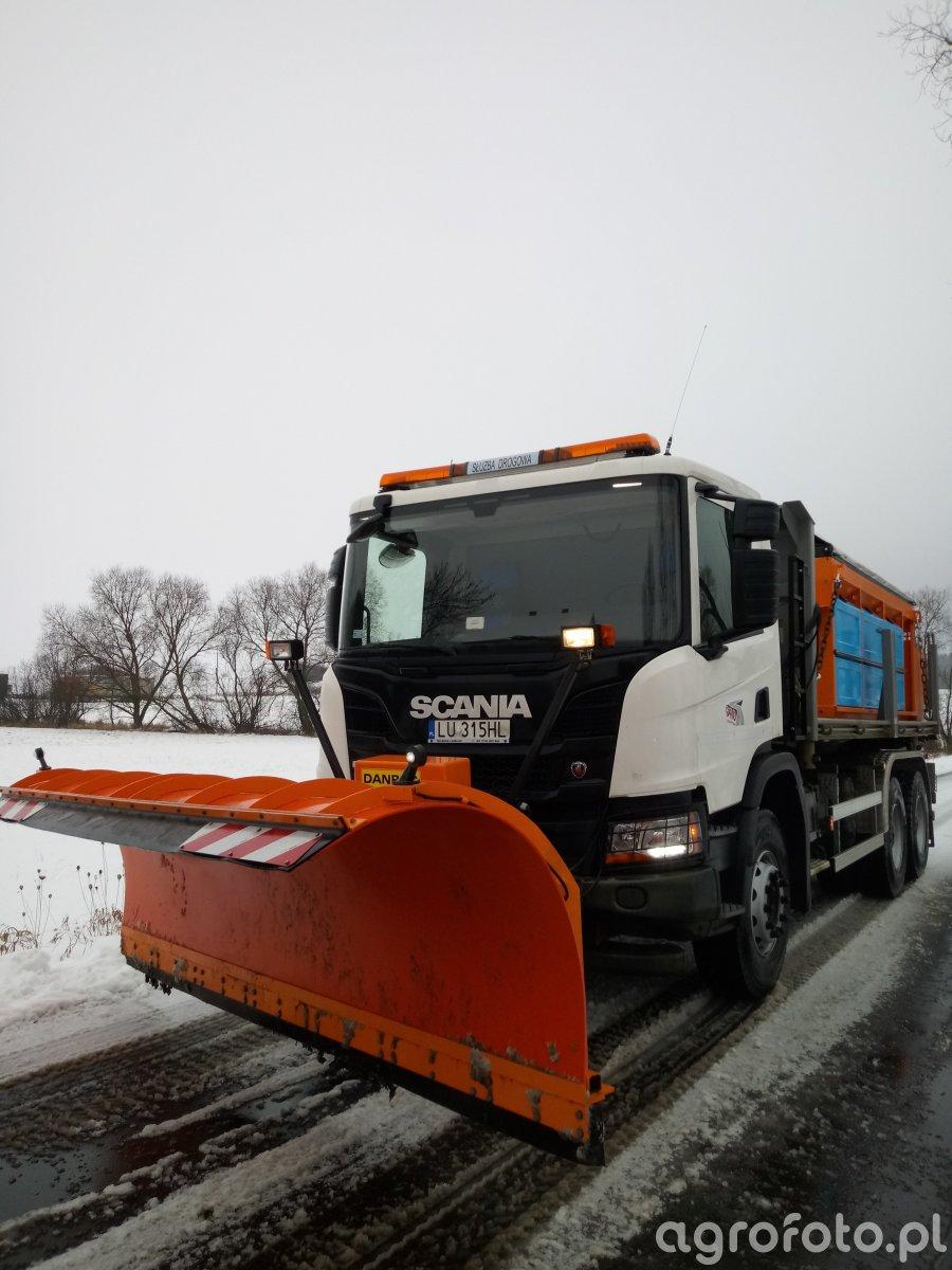 Scania XT370