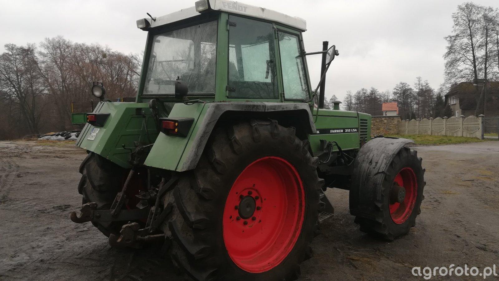 Fendt Farmer 312 LSA