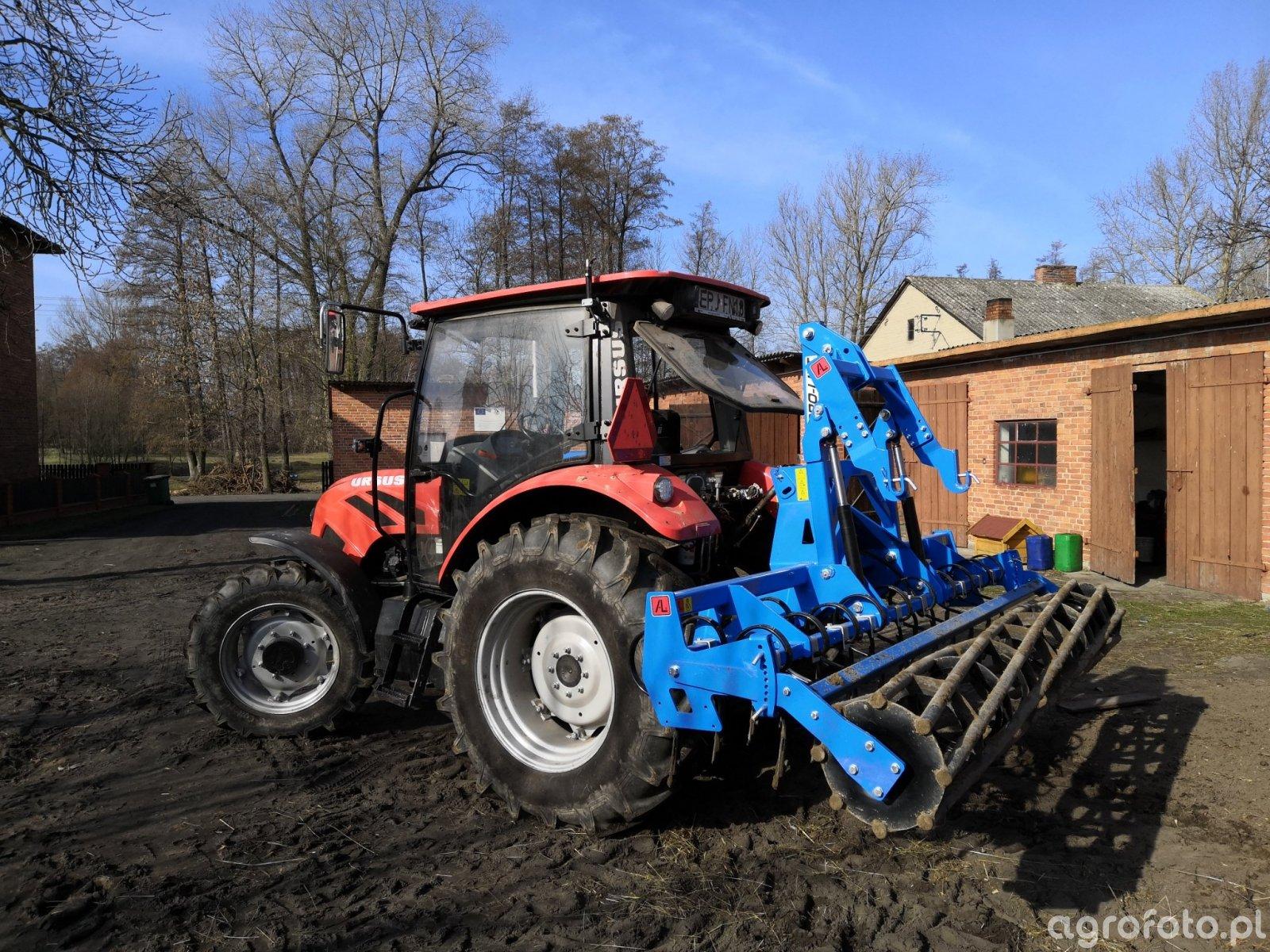 Ursus c 380 +agrolift 3m