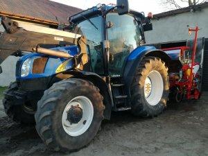 New Holland T6010 & Ozdoken