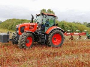 Kubota M7171 Premium I Kverneland AB 100