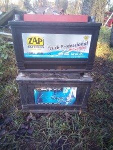 Akumulator ZAP Sznajder 120 ah