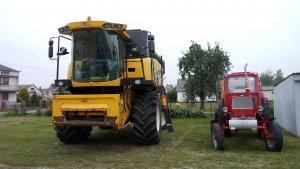 New Holland CX.50.80 & Jumz