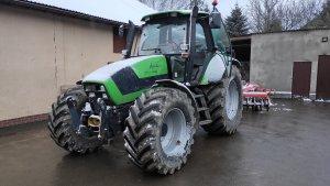 Deutz fahr Agrotron 1160 TTV