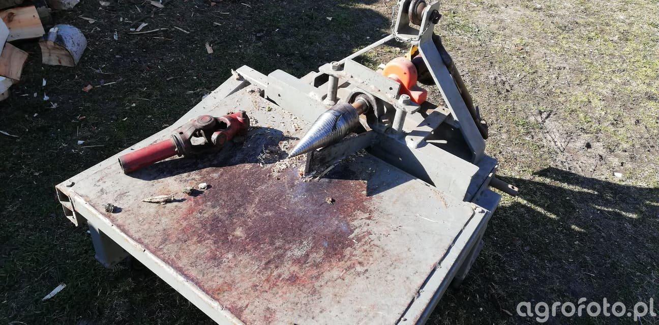 Łuparka do drewna SAM