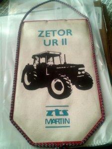 Proporczyk Zetor ZTS Martin
