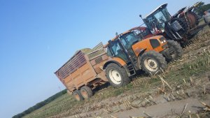 Renault Ares 640 i New Holland FX