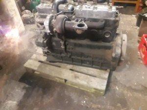 Silnik ursus/zetor 6 cyl turbo