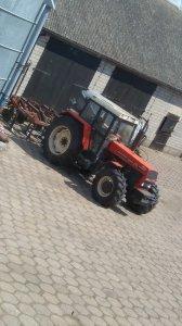 Zetor 14245 Turbo + gruber Mega Dan