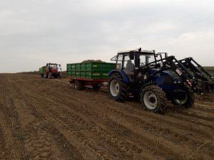 Farmtrac 690 dt i 675 dt