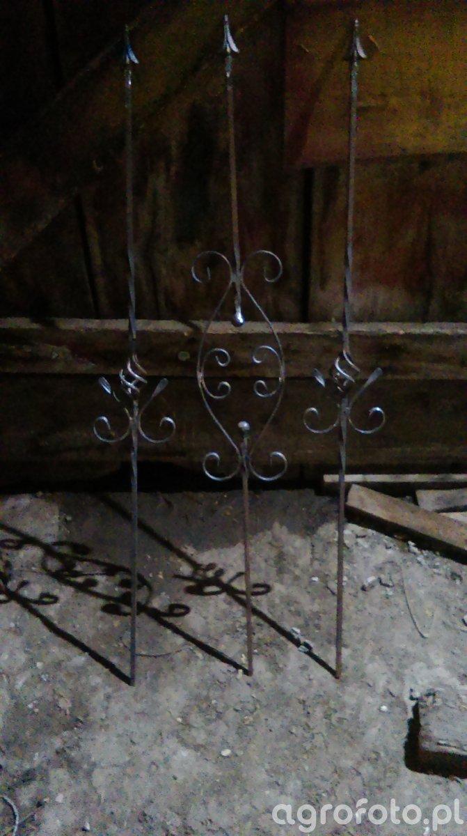 Elemanty ogrodzenia