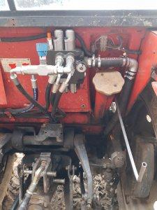 Hydraulika LTZ 55A
