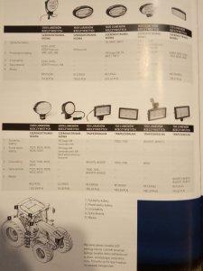 Katalog części JD