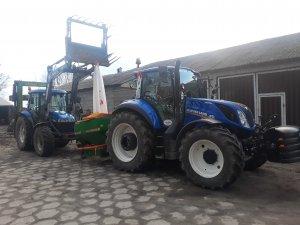 New Holland  T5.100 i TD80D