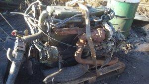 Silnik mercedes OM 352