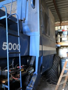 BIZON Z055/LONG 5000 Grain Combine