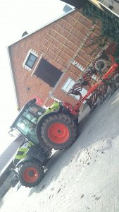 Claas Arion 620 Vogel&Noot