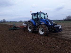 New holland t5 100 i kverneland