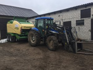 New Holland td5040