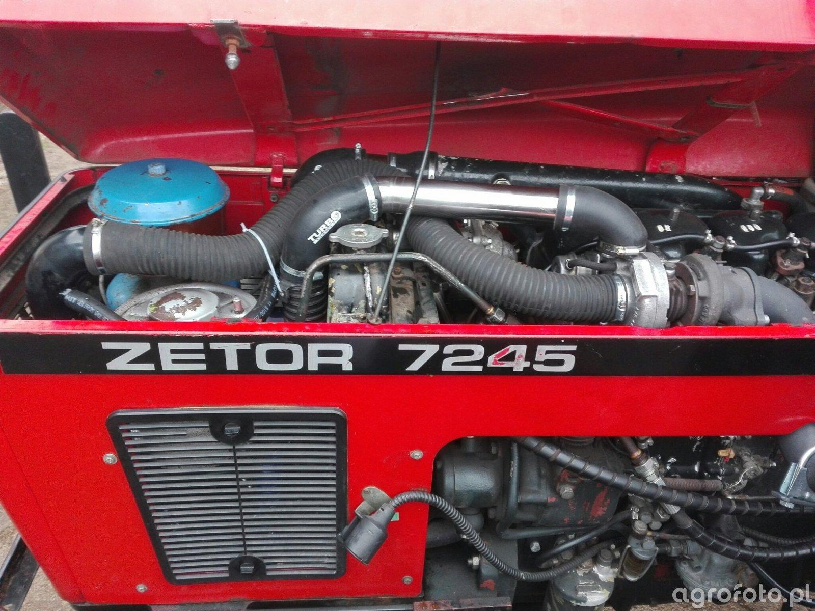 Zetor 7245 turbo