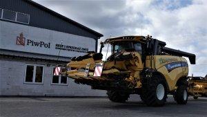 New Holland CX 5.90 + Varifeed