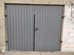Drzwi do obory