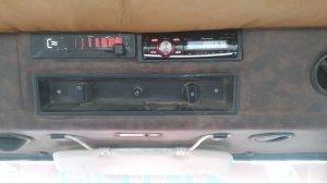 Zetor 7211 & Radio