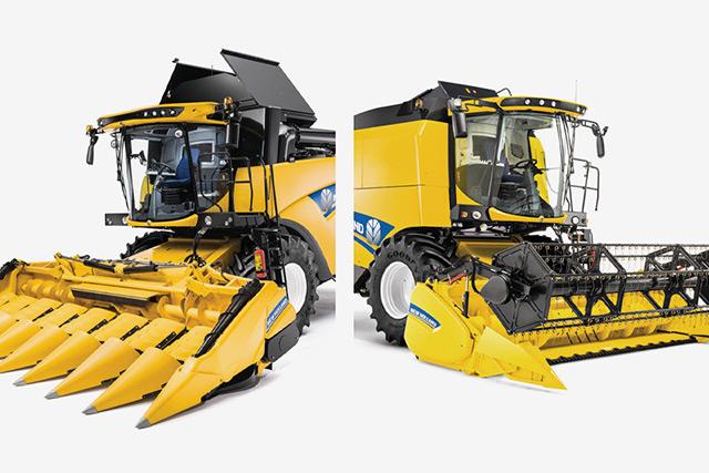 New Holland - serie ciągników