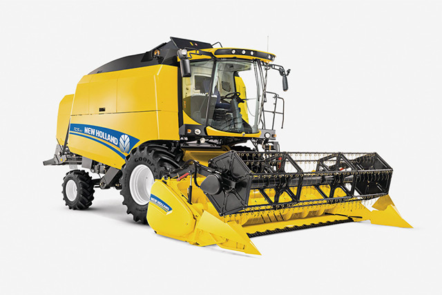 New Holland CX5 i CX6